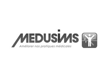 logo MEDUSIMS